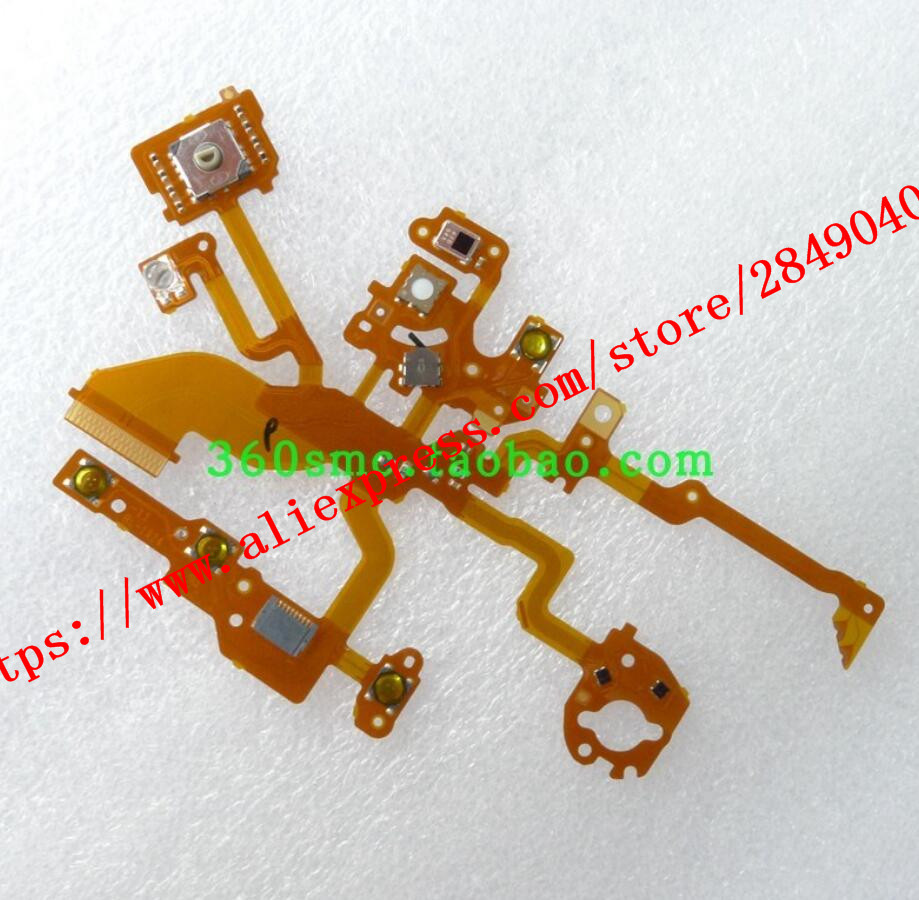 NEW Top Cover Flex Cable FPC For Sony ILCE-6000 A6000 Camera Repair Part Unit