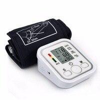 Arm Type Electric Voice Tonometer Meter Health Care 99 Memory Blood Pressure Monitor Pulse Oximeter Sphygmomanometer