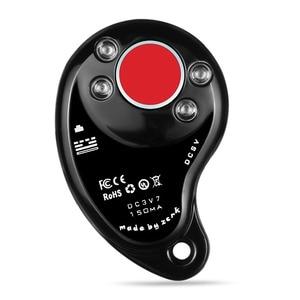 Image 3 - מרגלים מצלמות Finder כיס לייזר גלאי RF GSM מכשיר מרגלים חריר מצלמה נסתרת עדשת חיישן סורק גלאי Finder