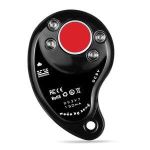 Image 3 - Spy Kameras Finder Tasche Laser Detektoren RF GSM Gerät Spy Pinhole Versteckte Kamera Objektiv Sensor Scanner Detector Finder