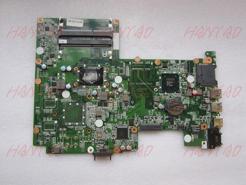 701691-001 701691-501 For HP Pavilion15 Laptop Motherboard DA0U36MB6D0 free Shipping 100% test ok Price $112.00