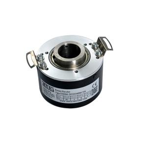 Дополнительный полый вал CALT 600 1000ppr npn, оптический поворотный кодер-GHH60 серии применяется для шагового двигателя