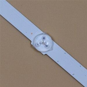 Image 3 - TV LED Bars Voor Samsung UE32F6640SS UE32F6670SB UE32F6800AB UE32F6805SB UE32F6890SS LED Backlight Strip Kit 9 Lamp Lens 5 Bands