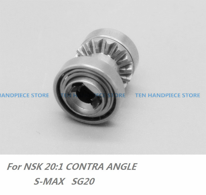 2018 good quality Spare cartridge/turbine/rotor for NSK S MAX Sg-20 Implant 20:1 contra angle CE SG-20
