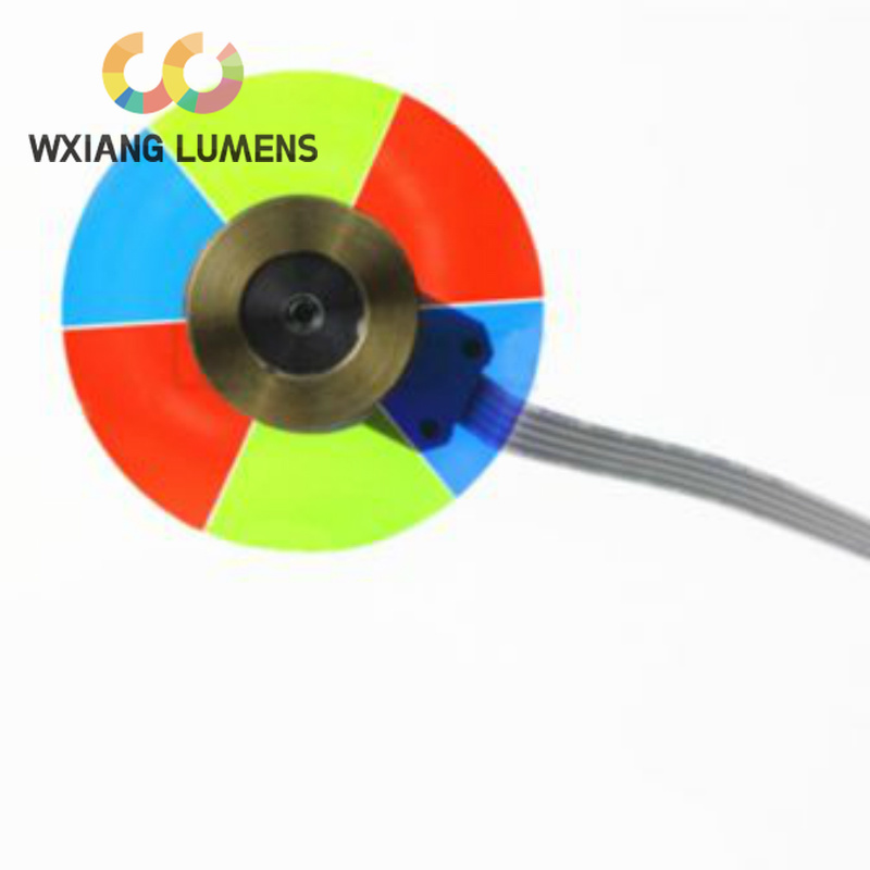 Projector Dichroic Color Wheel Fit for Optoma HD33 Projector Parts