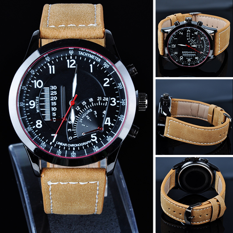 popular mens racing watches buy cheap mens racing watches lots new men fashion wristwatches luxury men s pu leather strap watch sports watches racing design watches