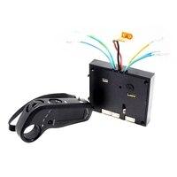 24 / 36V Dual Motor Electric Skateboard Controller Electric Skateboard Wheel Hub Speed Controller