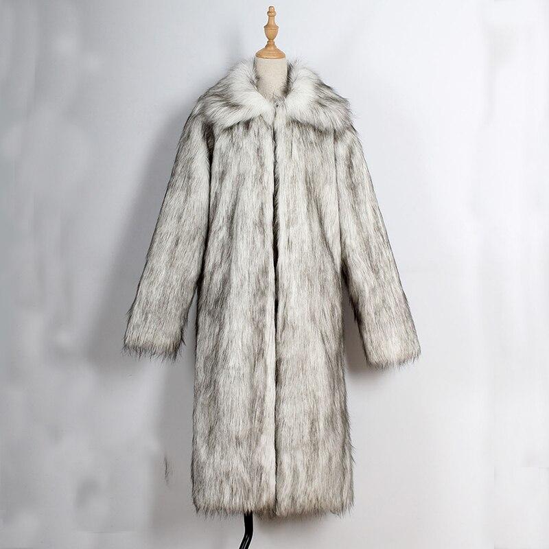 2018-New-Women-s-Autumn-Winter-Fluffy-Plus-Long-Faux-Fox-Hair-Raccoon-Fur-Coat-Elegant(4)