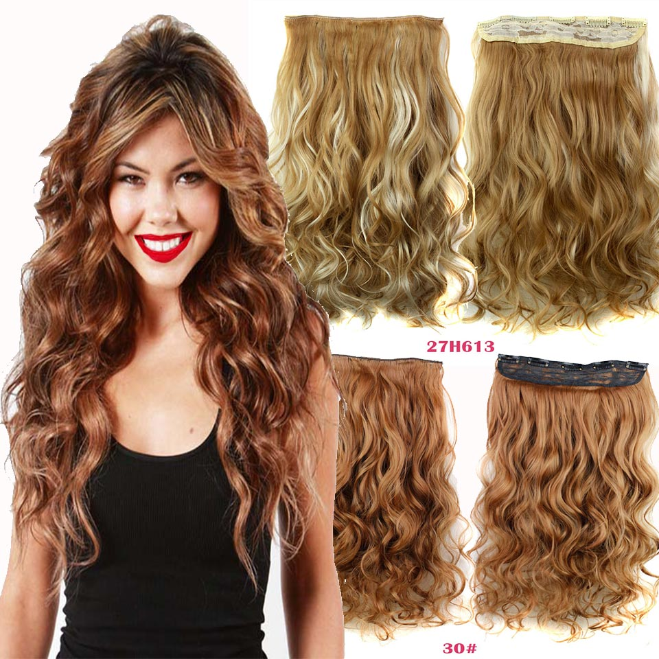 Wholesale Clip In Hair Extensions Cheap 55