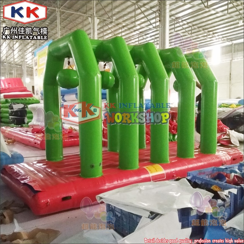 Factory Price Inflatable Water Floating Swing/ Inflatable Water Toys For Water Park Sport Game