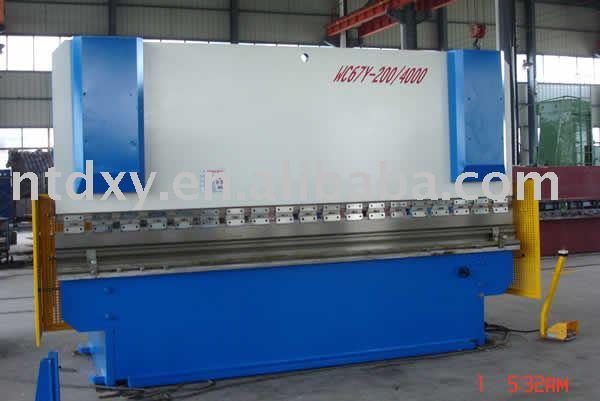 WC67Y-200/4000  bending machine