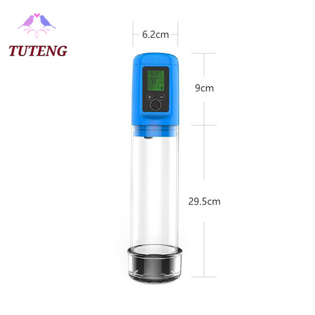 Penis Pump 2016 New Electric Penis Enlargement Pump Penis Extension Pump Vacuum Pump Penis Sex Products for Men
