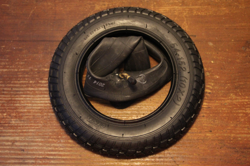10 X 2 54-152 Tire w// Inner Tube FOR Scooter Tricycle Baby Stroller