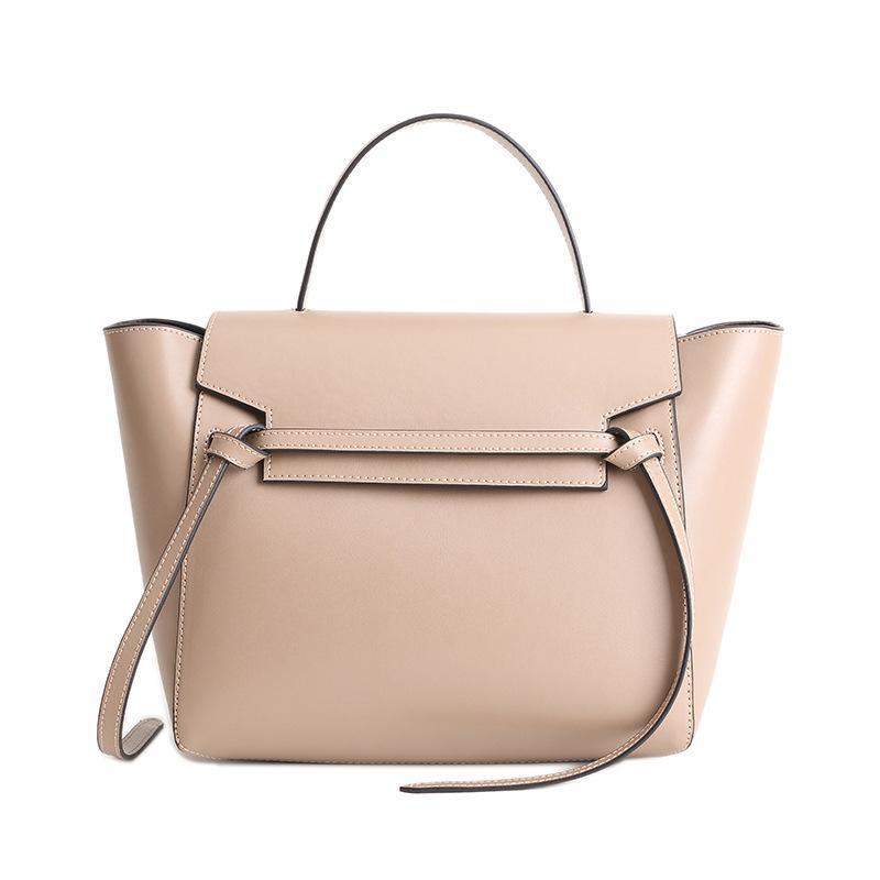 Split Leather Women Purse Tote Catfish Handbag Shoulder Sling BagSplit Leather Women Purse Tote Catfish Handbag Shoulder Sling Bag