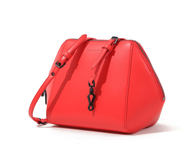 c704515f0314 Charles Keith CK spring and summer candy colored small shape shell picture  package two sets of shoulder handbags