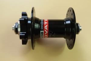 Novatec D041SB front hub, mountain bike hubs AL7075, 24h 28h 32 holes 36h OLD 100mm 6 bolts disc mount mtb hubs, black or red