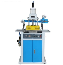 819D printing area: 200x 300mm pneumatic foil stamping machine