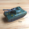 New Mini camouflage tank Model Military toys World War II German Military Scene Ornaments World of Tanks for kids Gifts/11cm