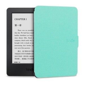 """Image 5 - Eunaimee e book Trường Hợp PU Leather Slim Mỏng bảo vệ cho Kindle Paperwhite 6 """"Trường Hợp Bìa"""