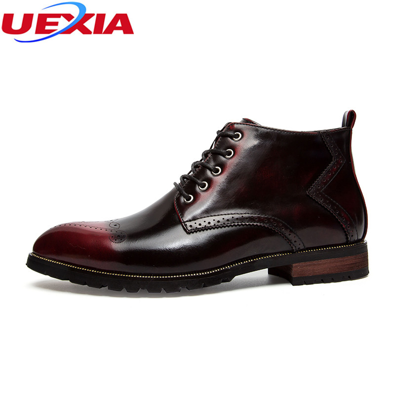 Uexia Outdoor Boots Men S Military Desert Tactical Boot Shoes Ankle