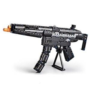 Image 4 - リボルバーピストル銃 swat 軍 WW2 武器 98 18k デザートイーグル短機関モデルビルディング · ブロック工事用