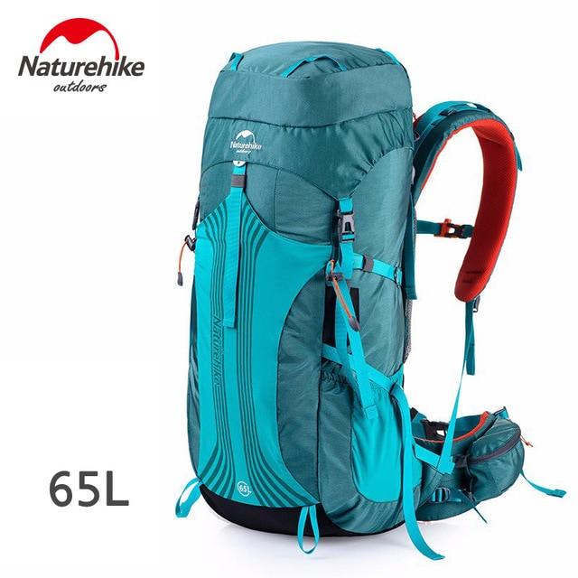 Naturehike 65L Backpacks - NH16Y065-Q Magenta