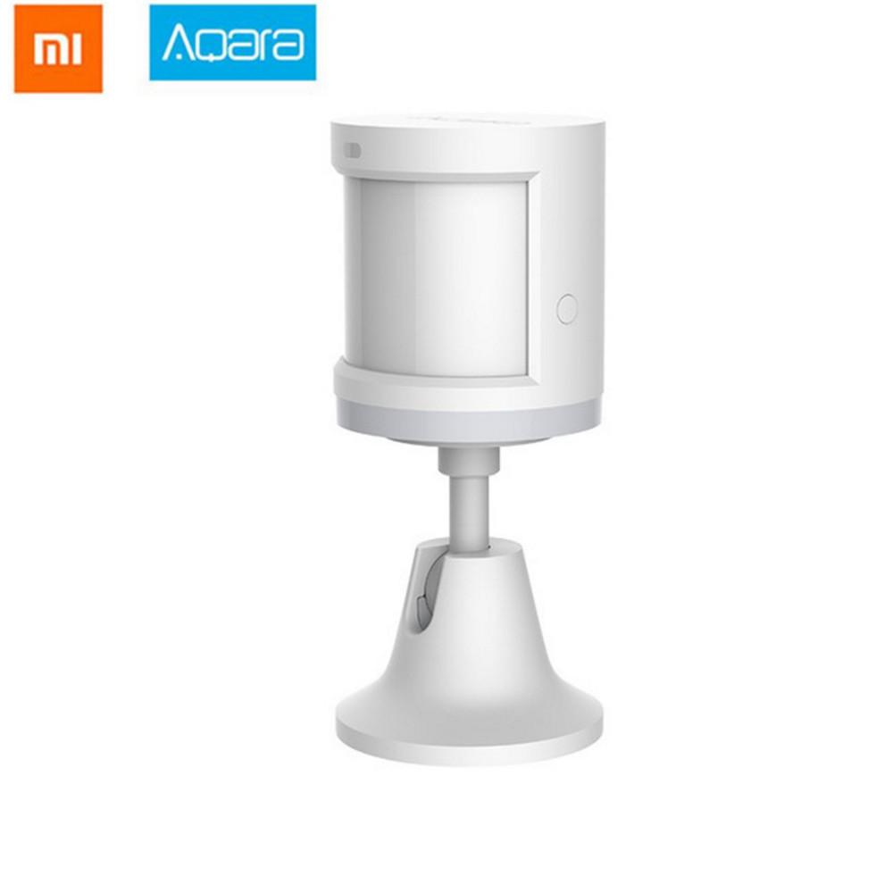 New Updated Xiaomi Aqara Body Motion Sensor Light Intensity Sensors Zigbee Connection Mihome for iphone Samsung Mihome APPNew Updated Xiaomi Aqara Body Motion Sensor Light Intensity Sensors Zigbee Connection Mihome for iphone Samsung Mihome APP