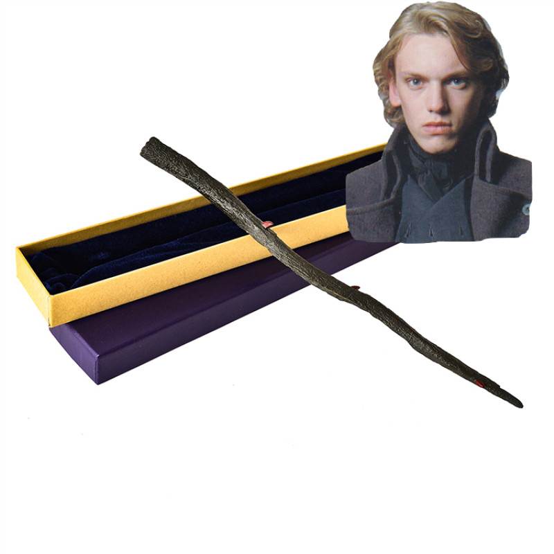 DOOLNNG New Metal Core Gellert Grindelwald Magic Wand/ harry potter Magical Wand/ High Quality Gift Box Packing Show Props Toys