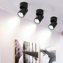 Thrisdar COB Surface Mounted LED Downlight 10W 15W 20W Ceiling Lamps Spotlight Bedroom Hallway Kitchen Panel Light