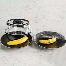 Vacuum Food Sealer Plastic Minti Cover Kitchen Instant Refrigerator Dish Cover Kitchen Tool Food Vacuum Sealer Fresh Cover