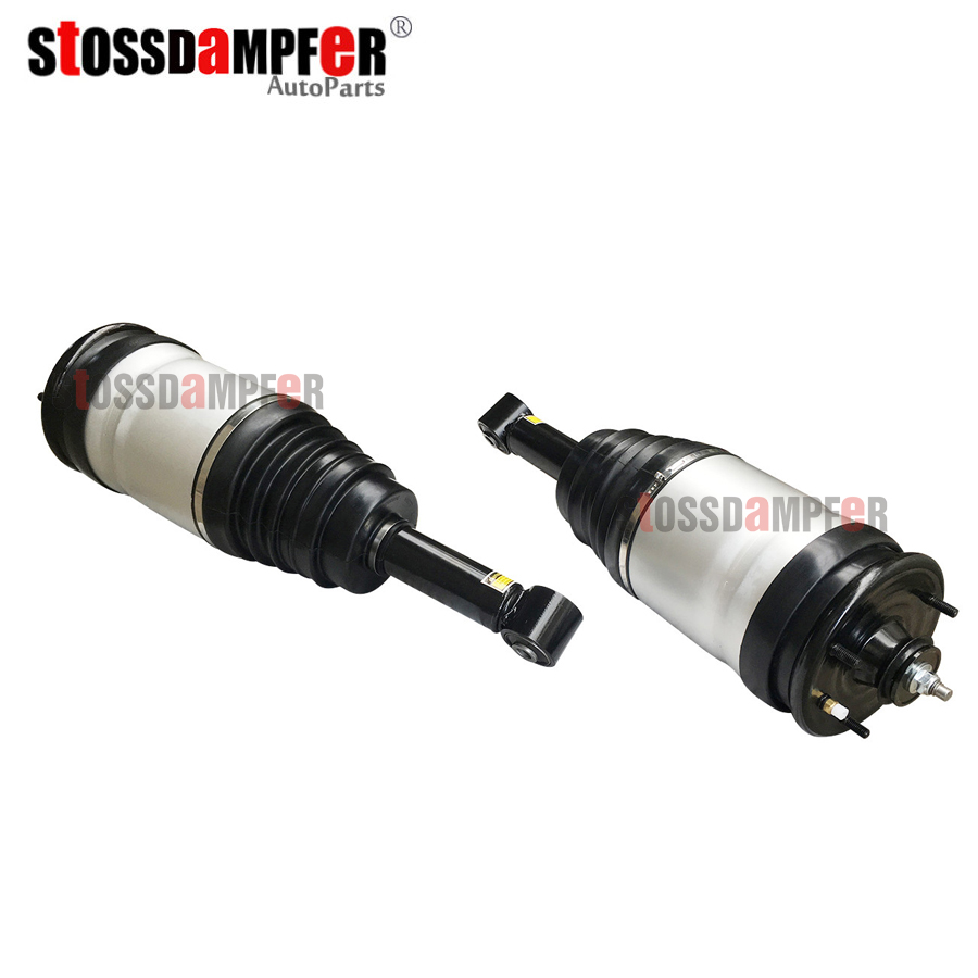 StOSSDaMPFeR 1 * Par New Air Strut Rear Air Ride Suspensão a Ar da Primavera Montagem Fit Land Rover LR3 LR4 Descobridor 3 RTD501090