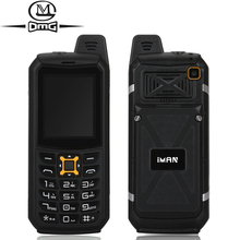 Иман S2 IP68 водонепроницаемый ударопрочный мобильный телефон Телефоны Dual SIM фонарик батареи 2200 мАч сотовые телефоны