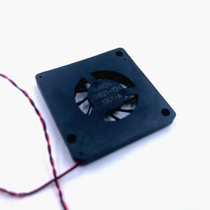 Image 2 - 3003mm 3 30mm fino UB5U3 724 UB5U3 5 v 2 fios micro mini ventilador de refrigeração axial 15000 rpm