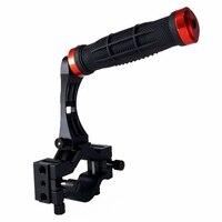 Handheld Strap Mounting Clamp Handheld Gimbal Accessories For DJI Ronin S Feiyu AK2000 Gimbal Making ZHIYUN WEEBILL LAB Gimbal