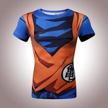 Dragon Ball Z Goku 3D T-Shirt