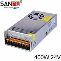 LED Power Supply 24V 400W LED Driver Power Adapter Switching 220V to 12V Transformer Standard PS for 5050 3528 Strip LED Tube