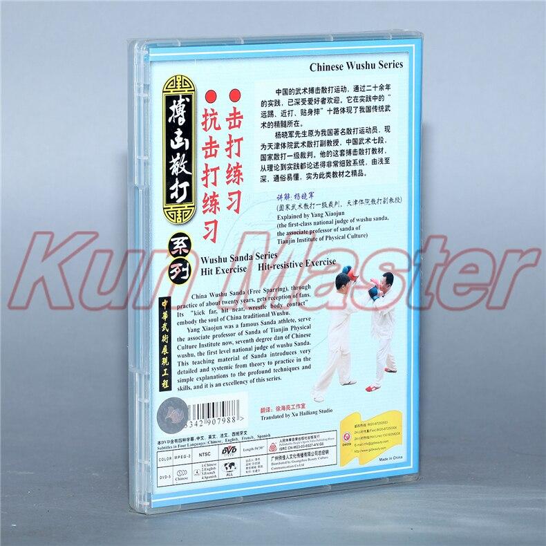 DVD de Captura de Vídeo Chinês Inglês Legendas 8 DVD