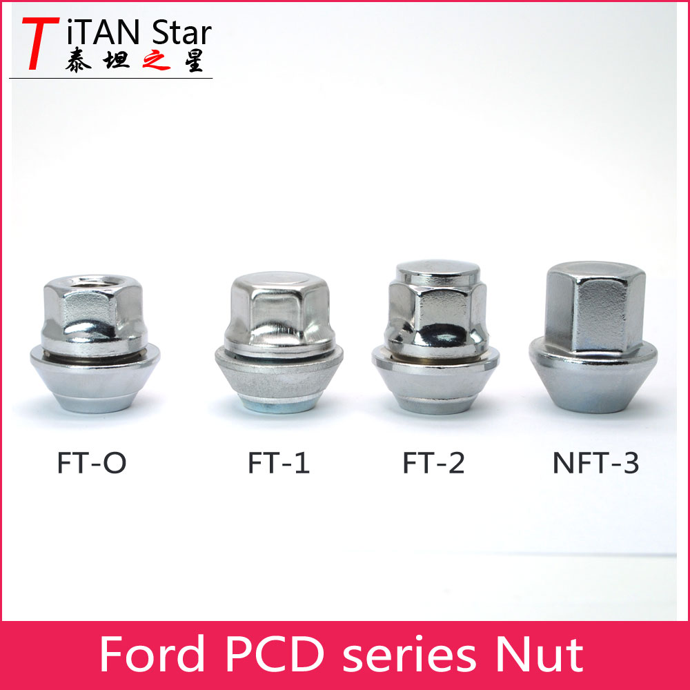 Pcs Mx  Replacement Pcd Wheel Lug Nut Hex  For Ford Mondeo Focus In Nuts Bolts From Automobiles Motorcycles On Aliexpress Com Alibaba