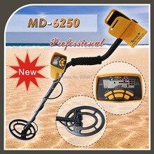 Nuevo Detector de Metales de Oro md6250 Tesoro Buscador Detector de Oro Detector De Metales Fábrica