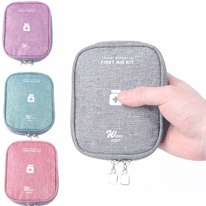 Storage-Bag Pouch-Parts Package Suitcase Usb-Case-Holder Travel-Accessories Portable-Function