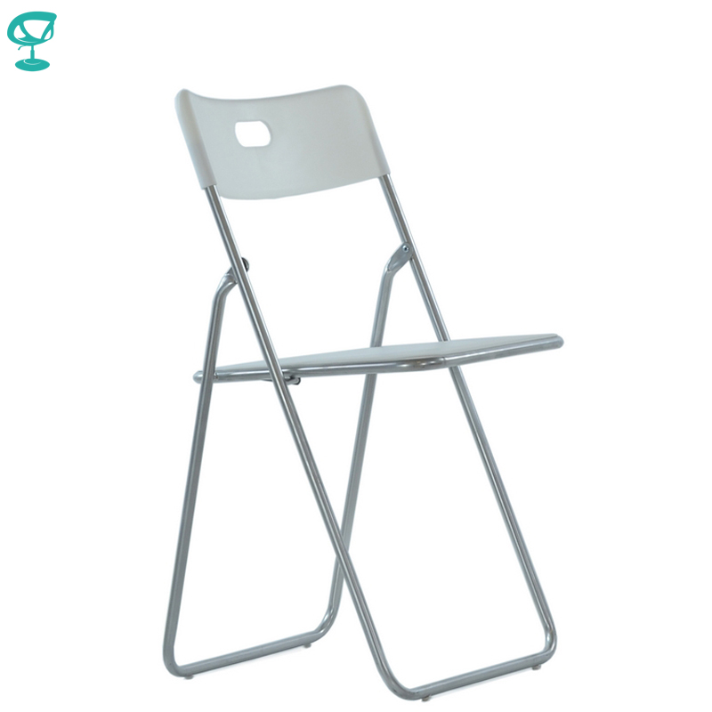 95292 Barneo N-299 Plastic Metal Kitchen Folding Interior Stool Bar Chair Kitchen Furniture White Free Shipping In Russia