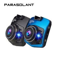 PARASOLANT мини-автомобиль Камера Full HD 1080 P регистраторы 170 широкоугольный видеорегистратор g-сенсор Ночное видение Видеорегистраторы для автомобилей английский/русский Руководство пользователя
