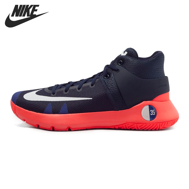 Original New Arrival NIKE Men\u0027s High top Basketball Shoes Sneakers