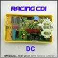 Высокая производительность 6 контакт. DC переставляемый CDI зажигания GY6 скутер частей гонки 4 т мотоцикл 50cc 125cc 150cc 250cc 300cc