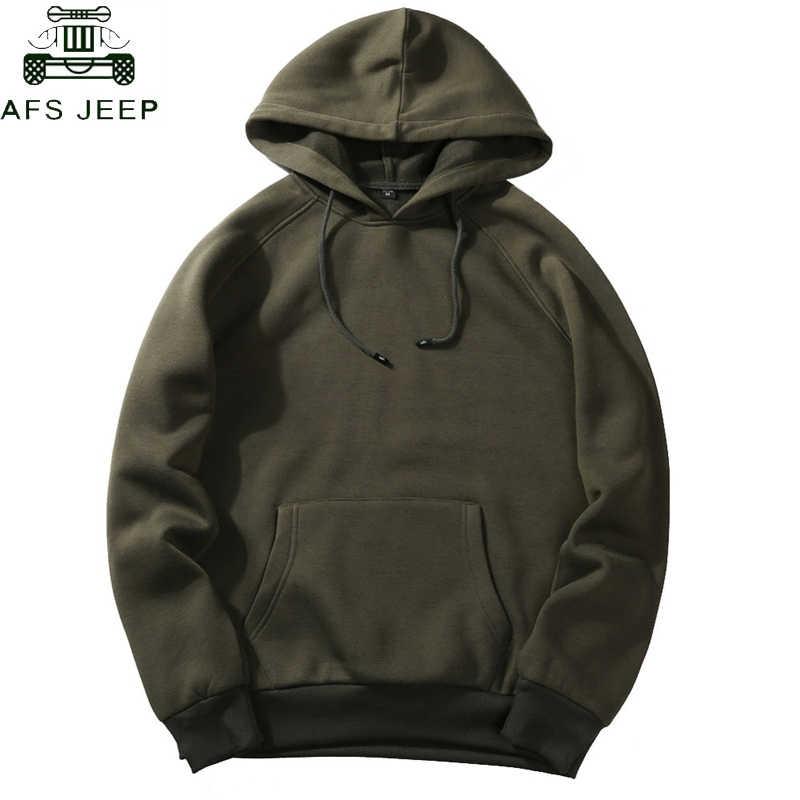 480f5b23 2019 весна осень модные толстовки с капюшоном мужские теплые хип-хоп  Уличная флисовая куртка Мужские