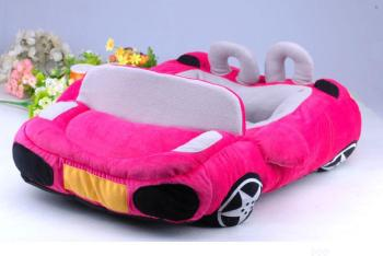 Dog Car Shape Bed 5