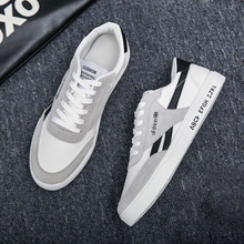 Men's Sneakers Canvas Shoes Cool Street Fashion Brand
