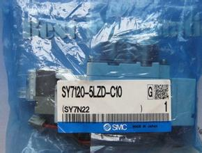 BRAND NEW JAPAN SMC GENUINE VALVE SY7120-5LZD-C10 brand new japan smc genuine valve vs4130 034