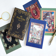 30 Pcs/lot New Book of destiny Aristocratic lady  Greeting Card Postcards Birthday Gift Greeting Card/wish Card/Fashion Gift цены