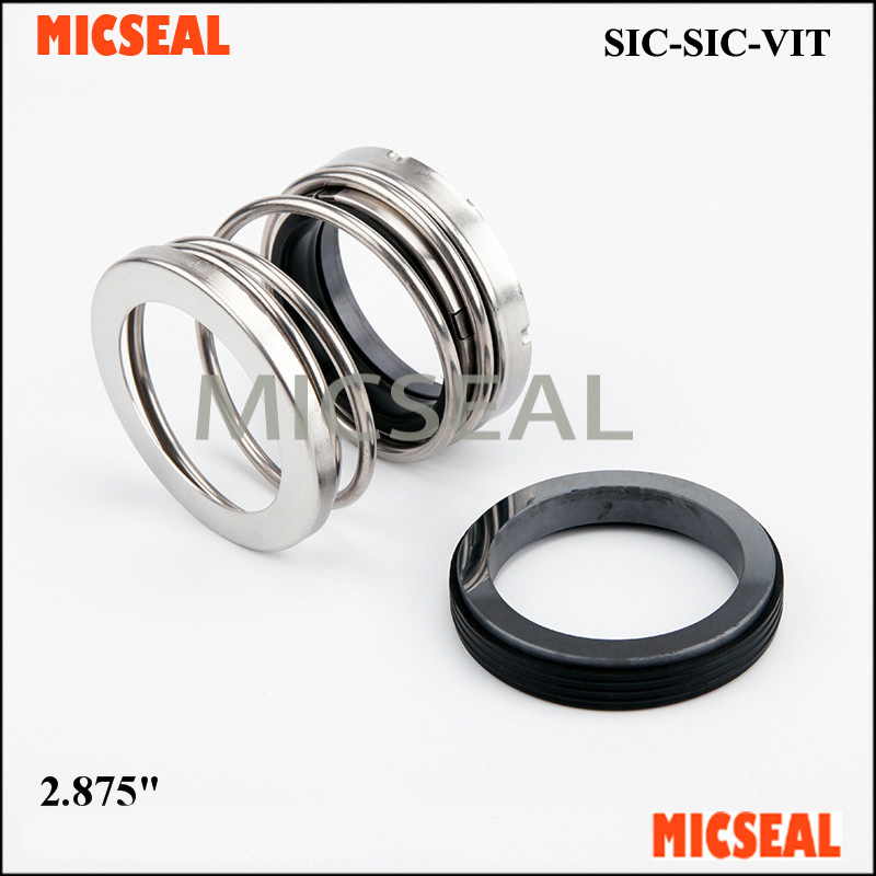 Mechanical Seal Type 21 2 875 SIC SIC VITON to replace John Crane T21